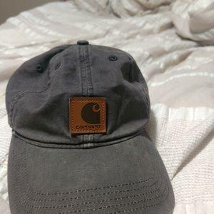 Gray Carhartt Cap